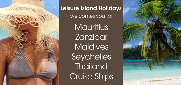 Island holiday packages