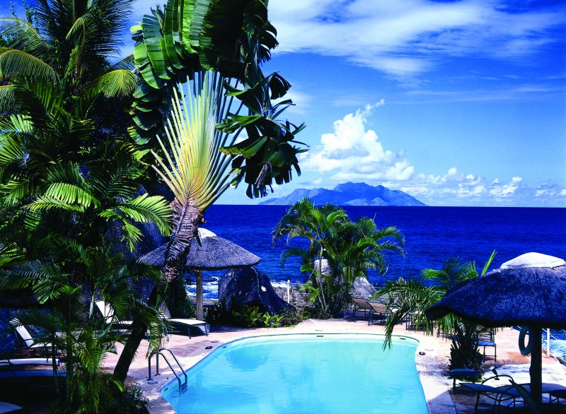 Hotel Sunset Beach Mahe
