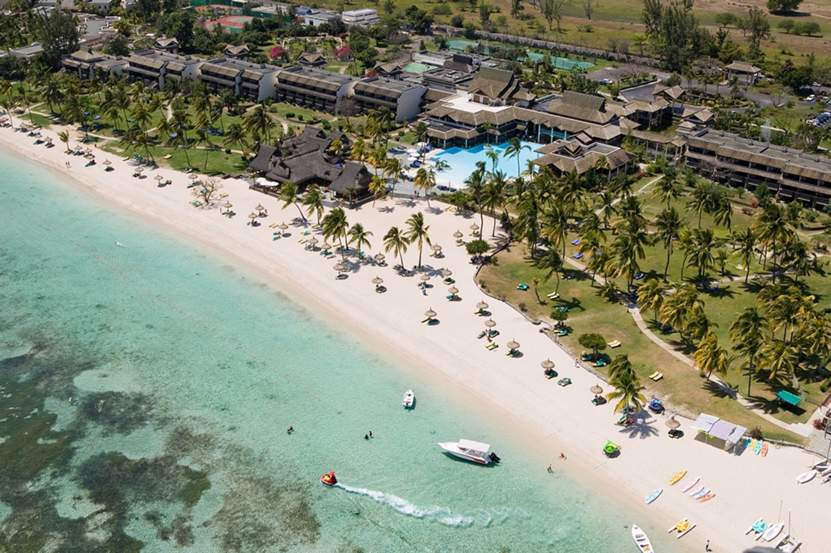 60442 - Sofitel Mauritius Aerial View
