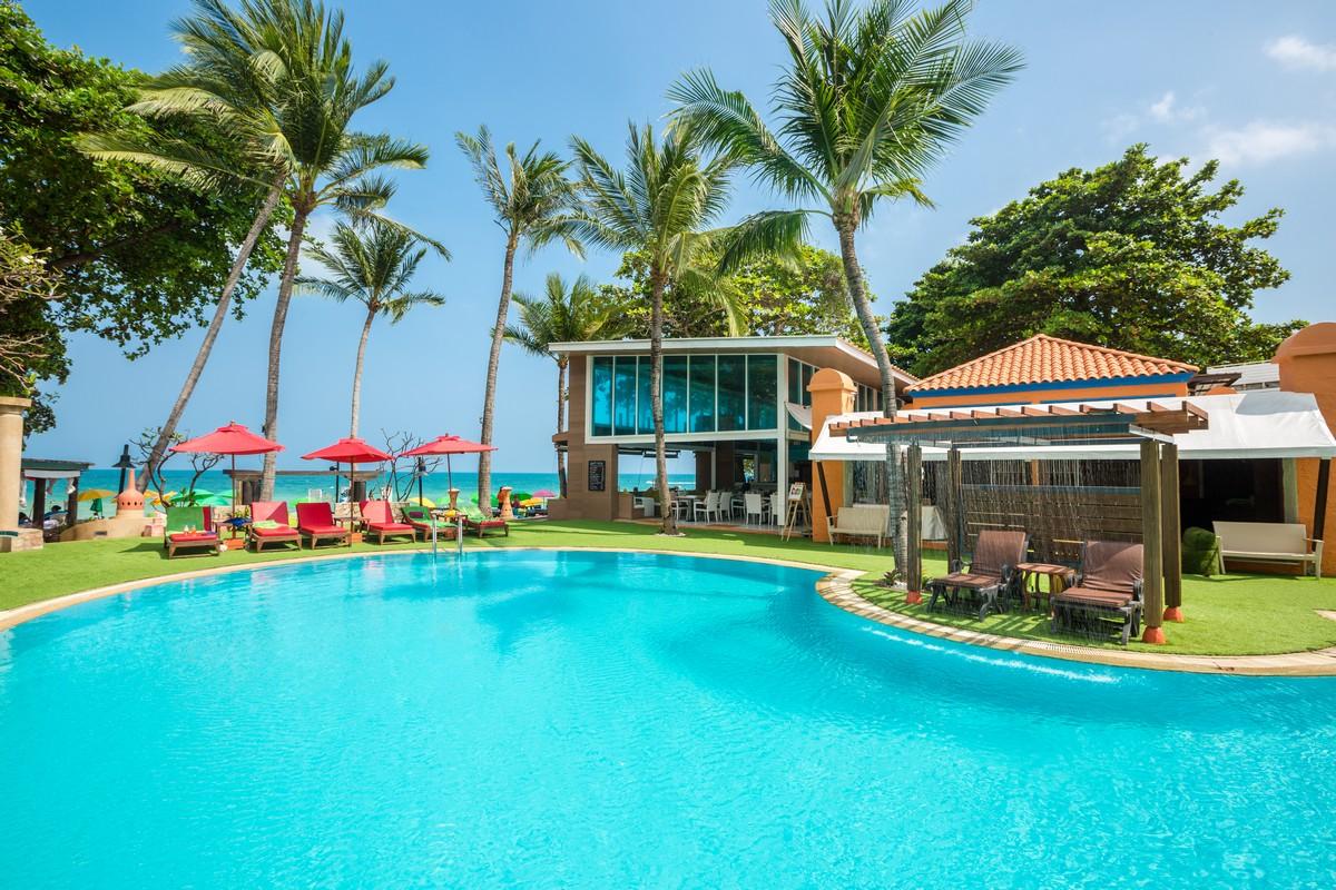 4857Baan Samui Resort - Swimming Pool
